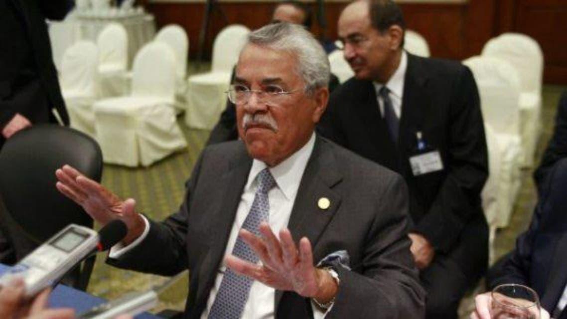 وزير البترول السعودي علي النعيمي