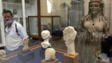 France returns 250 antiquities seized by customs to Egypt