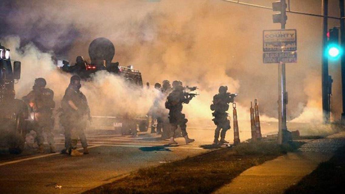 Ferguson AFP