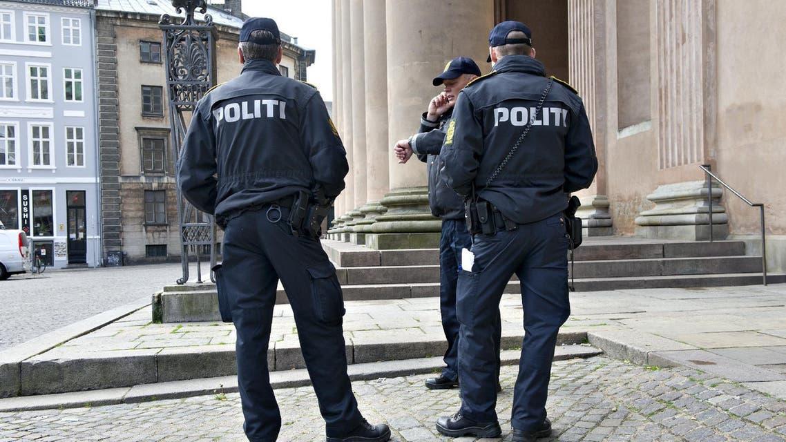 الشرطة الدنماركية الدنمارك دنمارك