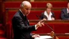 France calls for two-year deadline on Mideast conflict
