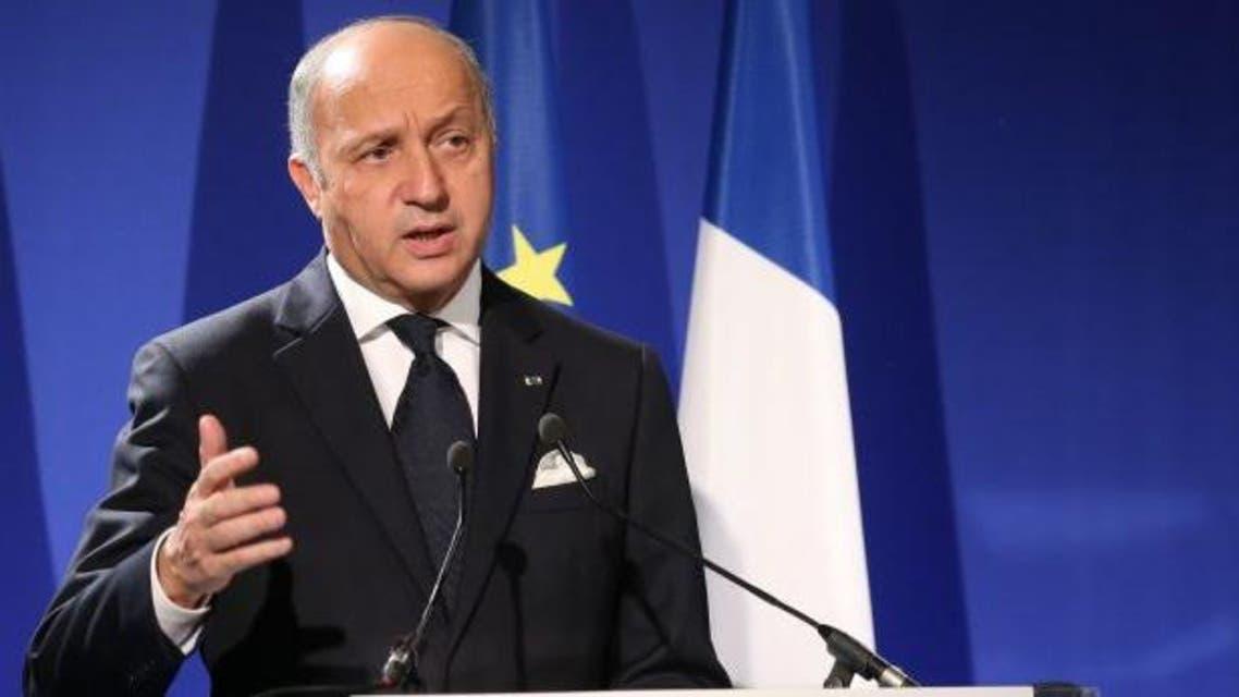 Laurent Fabius - France AFP