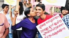 Kiss and tell: India's #KissofLove protests spotlight shifting culture