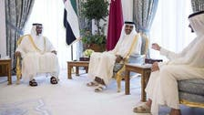 Abu Dhabi crown prince in Qatar to seal reconciliation