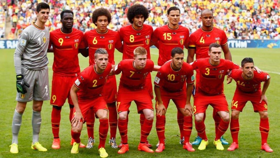 بلجيكا المنتخب البلجيكي