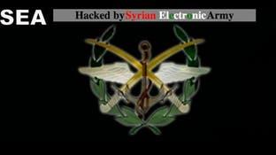 ارتش سایبری سوریه پایگاههای الکترونیکی برخی رسانههای بریتانیا را هک کرد