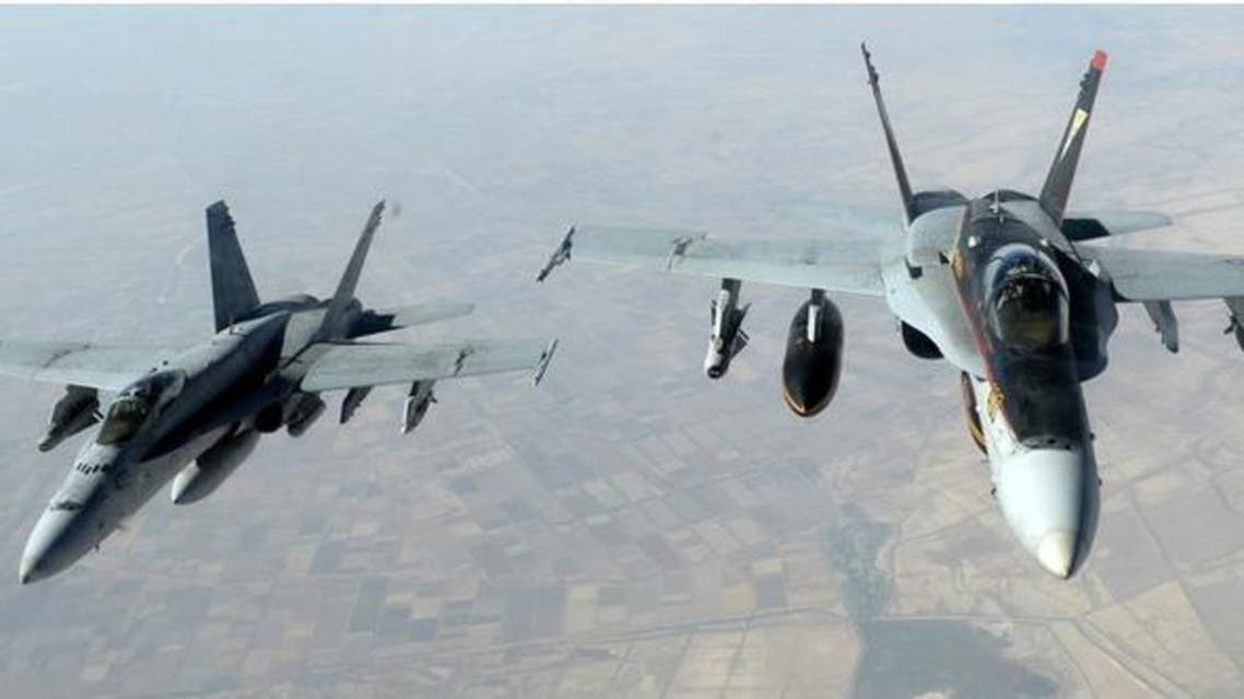 Airstrikes reuters