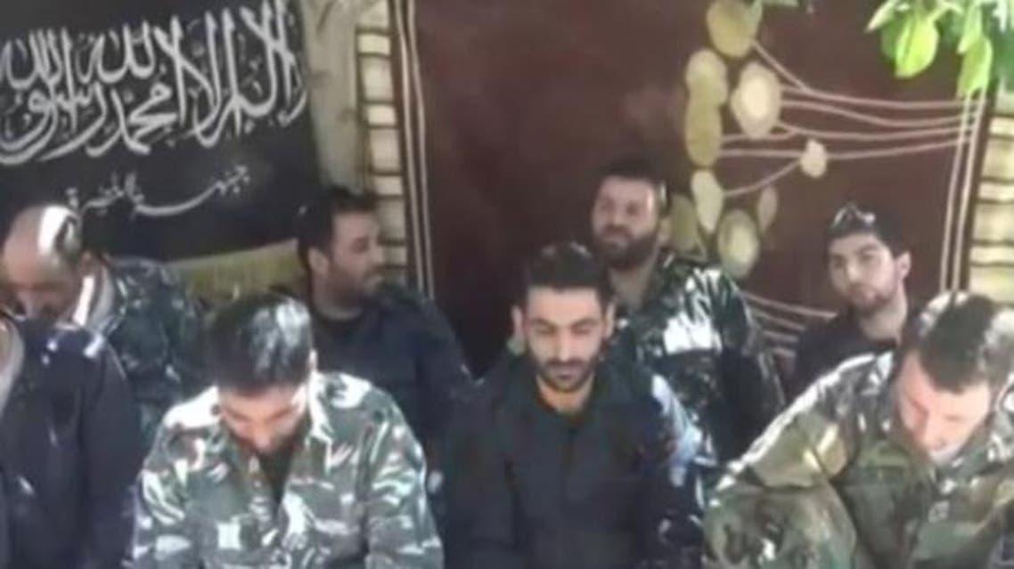 الحنود اللبنانيون المحتجزون لدى جبهة النصرة