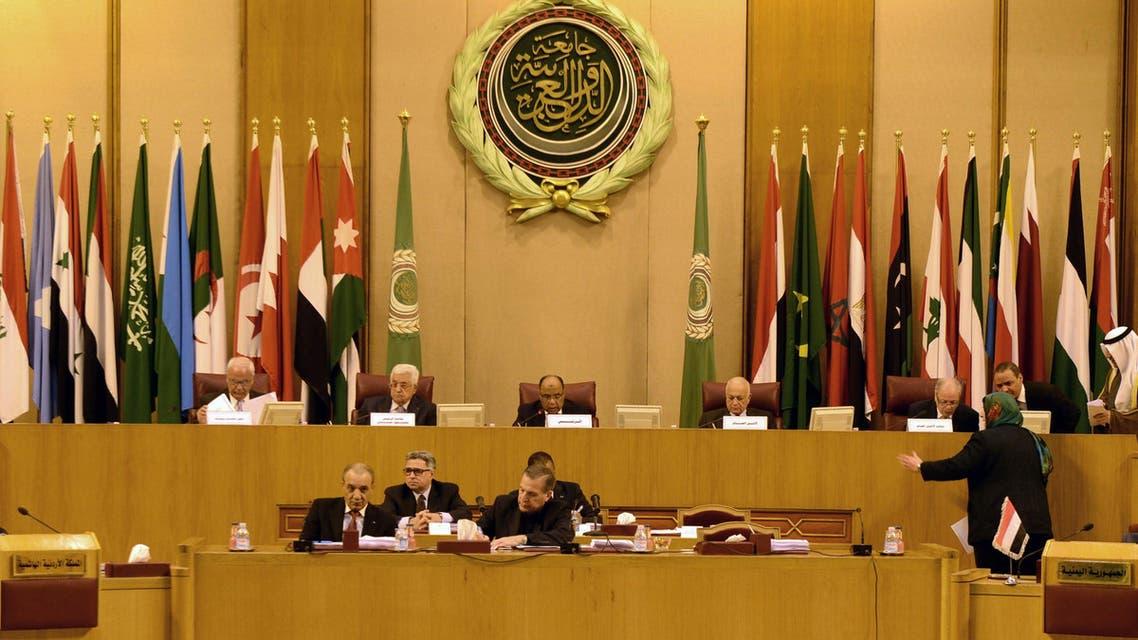 جامعة الدول العربية الجامعة العربية