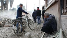 Flesh-eating maggot disease surfaces in Syria