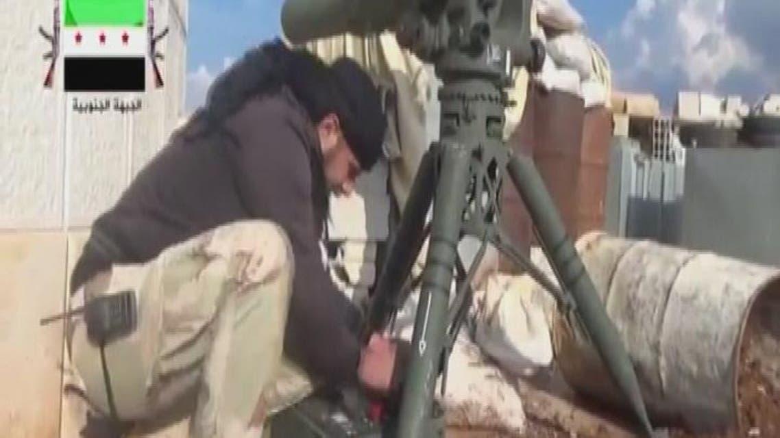 THUMBNAIL_ أميركا ستخضع قوات المعارضة السورية لاختبارات نفسية قبل التدريب