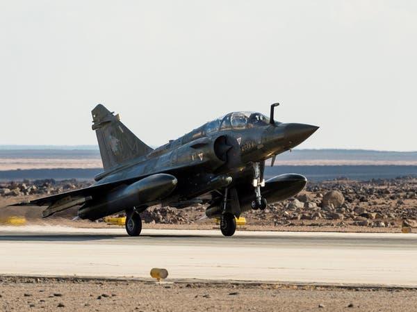 """فرنسا تدمر معسكراً تدريبياً لـ""""داعش"""" في دير الزور"""