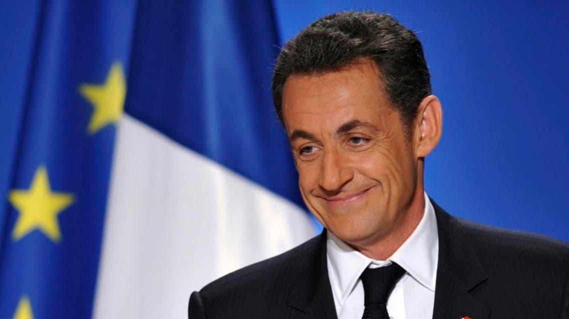 فرونسوا سركوزي ساركوزي
