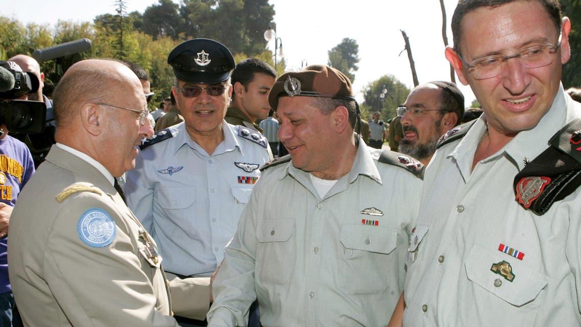 Maj. Gen. Gadi Eisenkot Reuters Israel