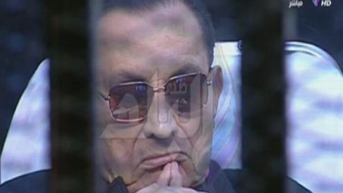 THUMBNAIL_ براءة مبارك ونجليه ووزير داخليته