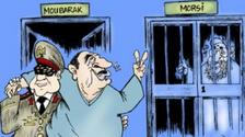 Twitter reveals mixed reaction to Mubarak's acquittal