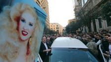 Beirut celebrates life of Lebanese diva Sabah