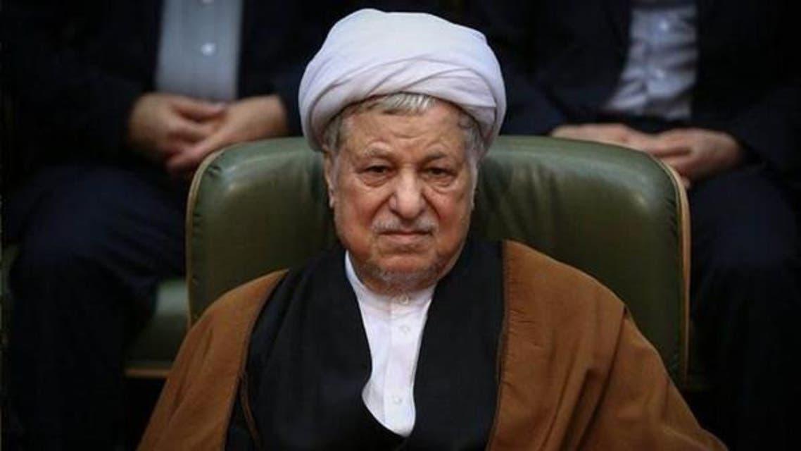 سابق ایرانی صدر علی اکبر ہاشمی رفسنجانی