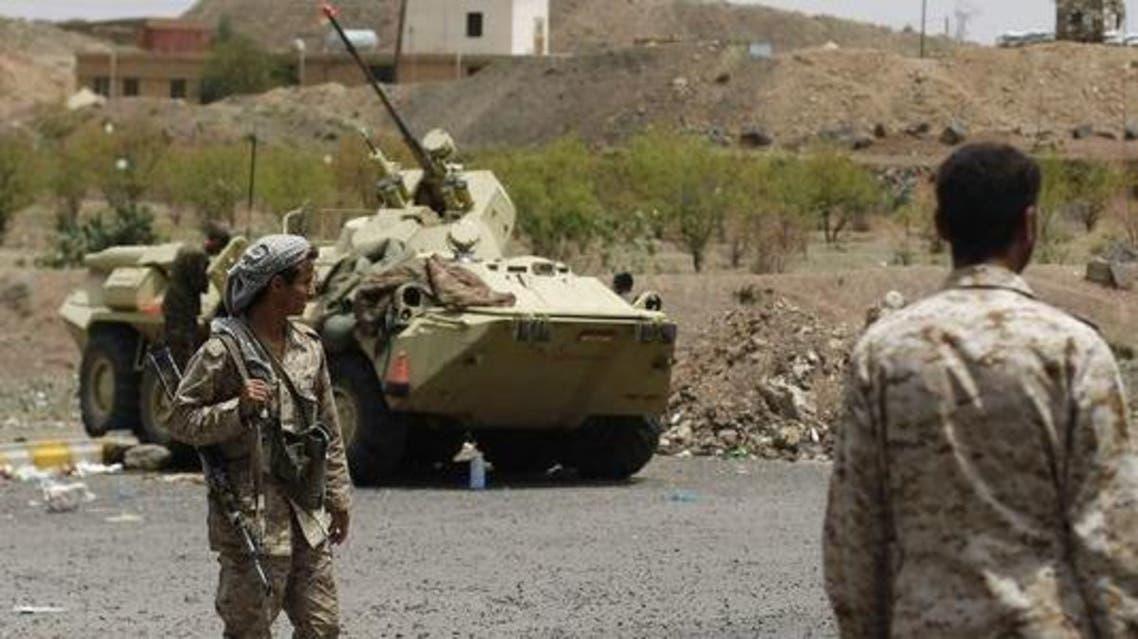 """هجوم صاروخي لـ""""القاعدة"""" يقتل 3 جنود يمنيين"""