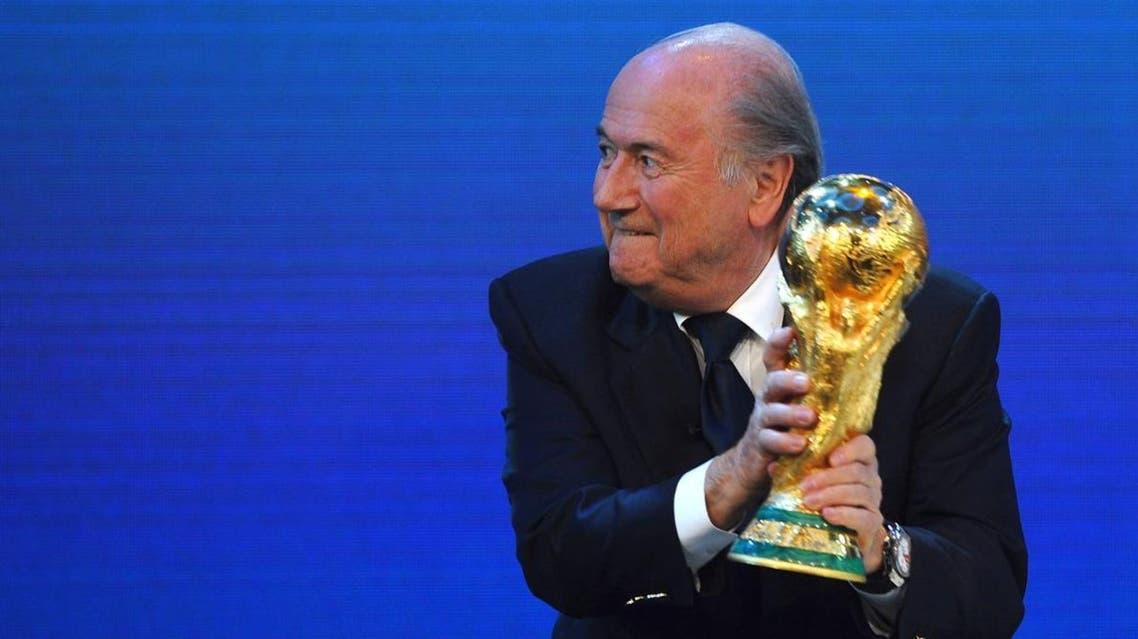 blatter world cup