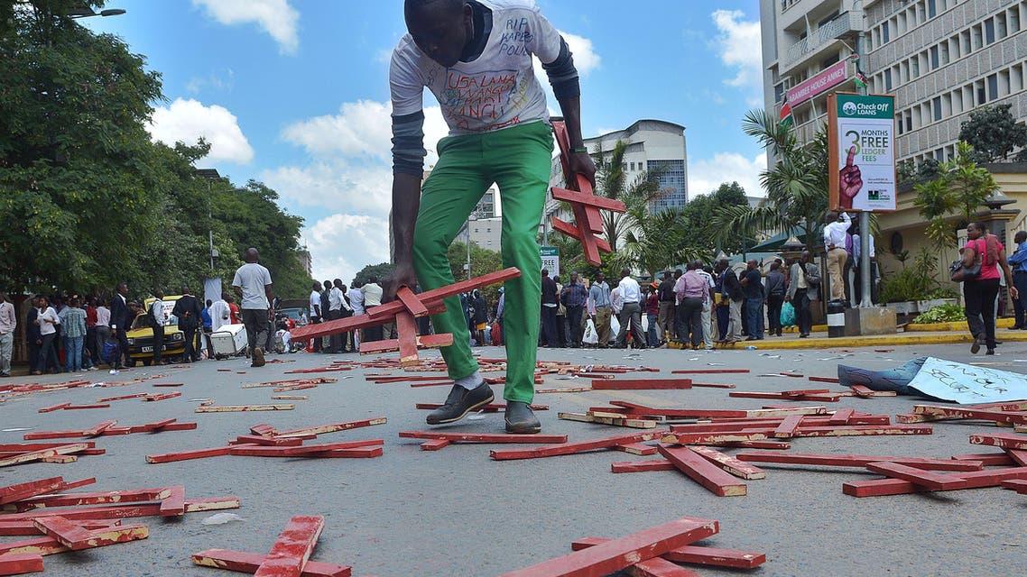 Kenyans demand greater security
