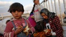 Kurdish civilians endure ISIS fight