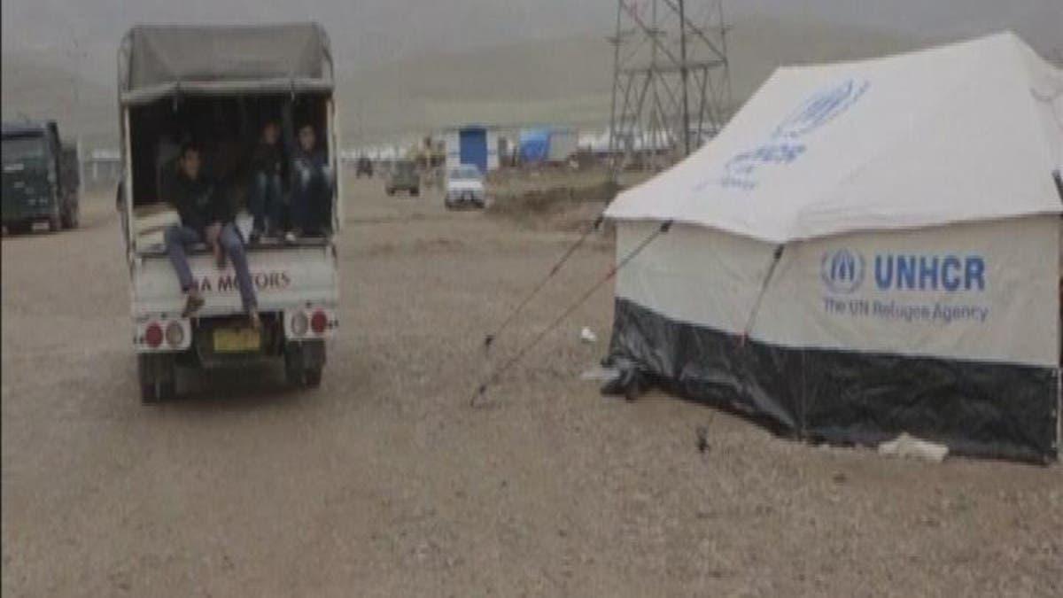 242dc824e ما هو وضع الإيزيديين؟ لاجئون إزيديون يتدفقون على شمال العراق
