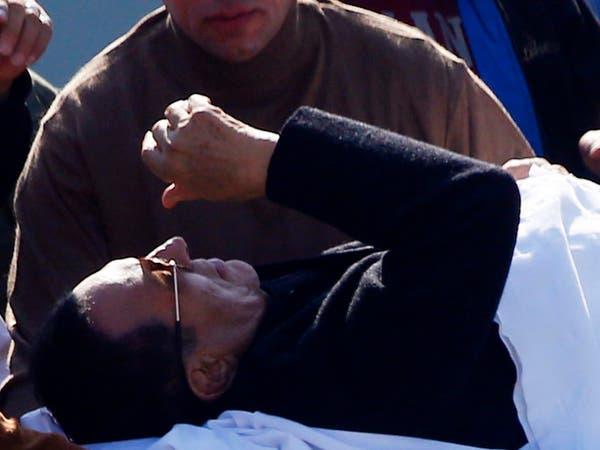 """حقيقة """"وفاة"""" حسني مبارك!"""
