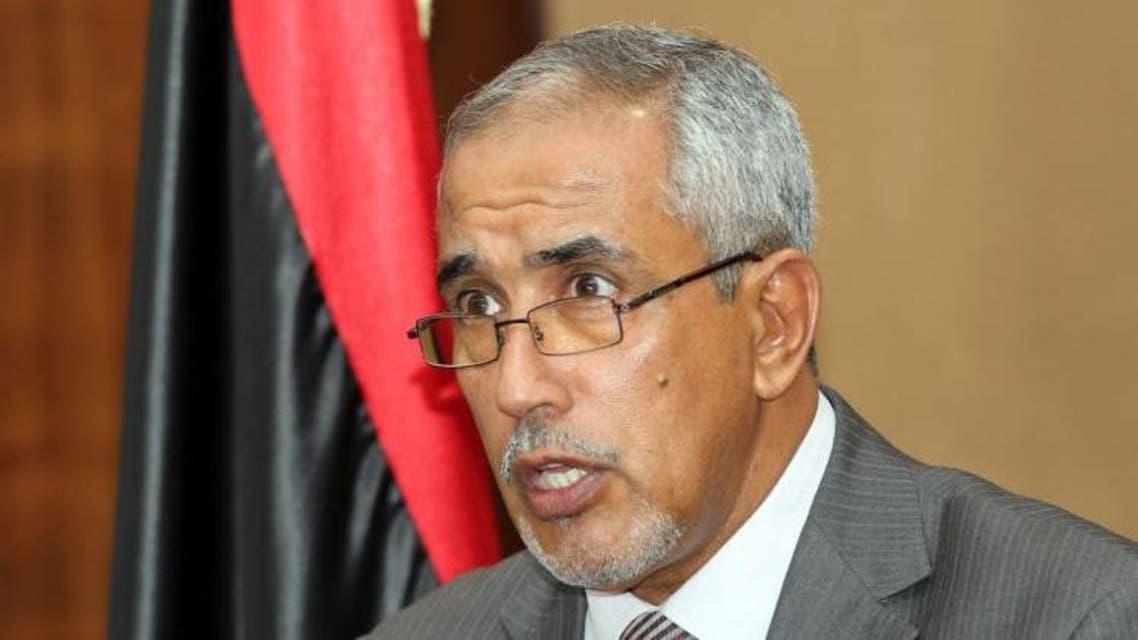 عمر الحاسي رئيس الحكومة الليبية