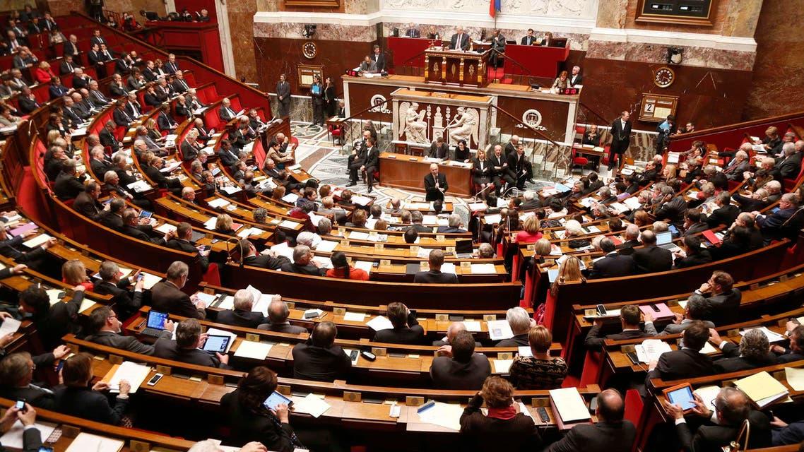 البرلمان الفرنسي فرنسا