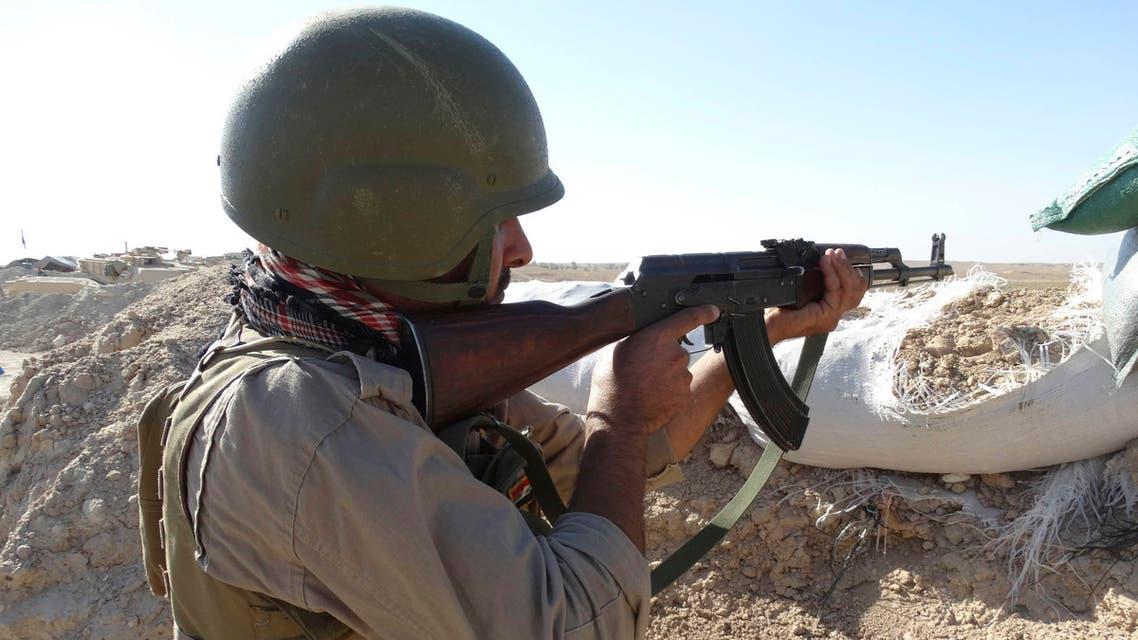 عنصر من القوات العراقية 3