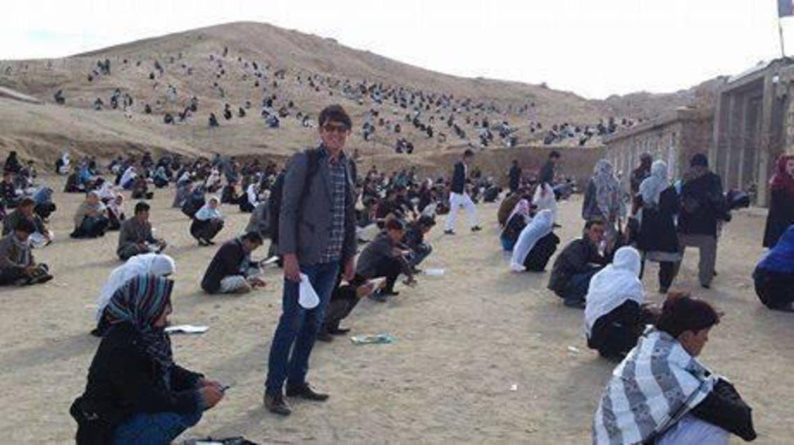 جلسه کنکور افغانستان