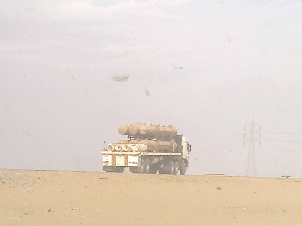 صواريخ درع ليبيا