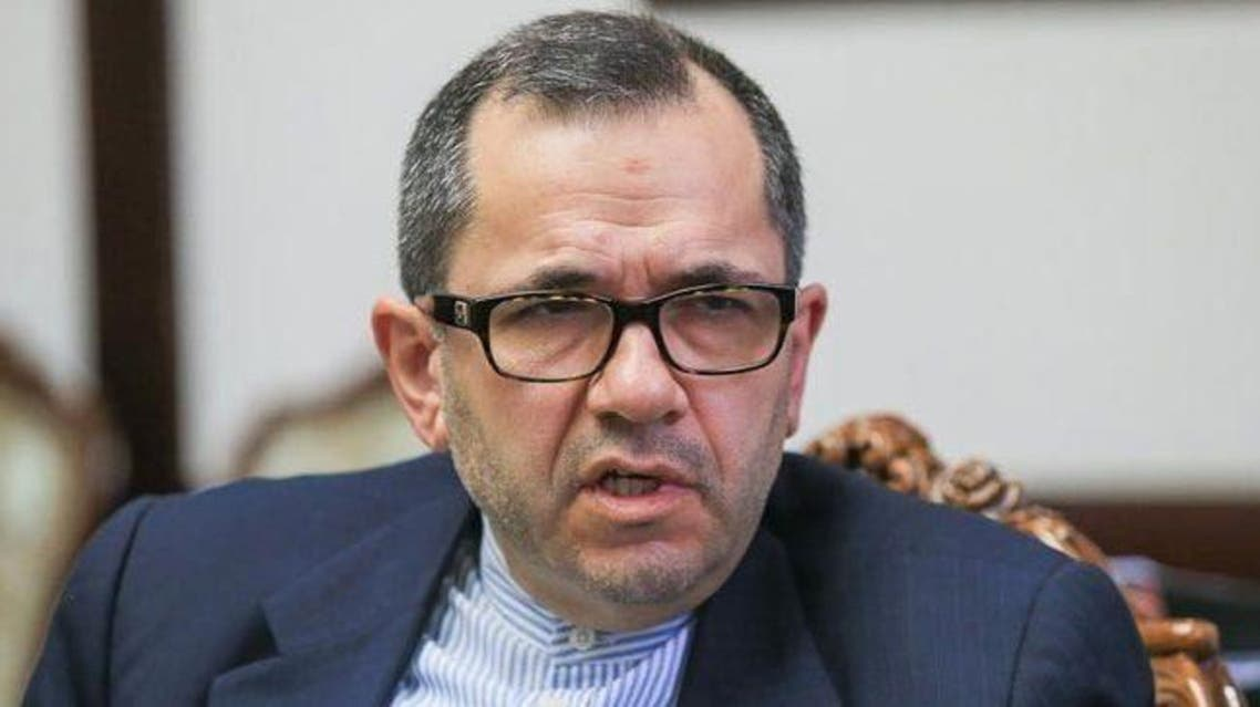 مساعد الخارجية الإيرانية مجيد تخت روانجي