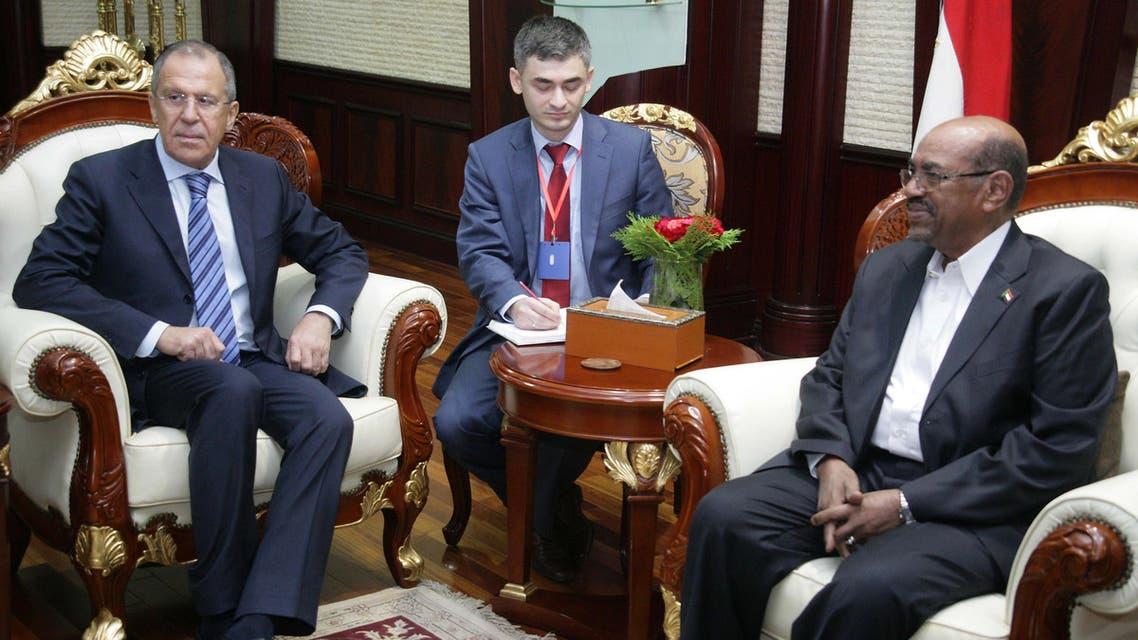 SUDAN&RUSSIA AFP