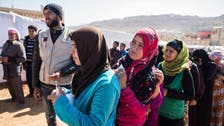 100 ألف لاجئ سوري يعاد توزيعهم