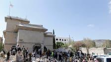 Al-Qaeda claims attack on Iran envoy house