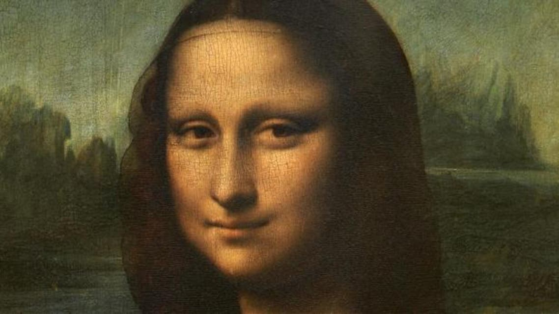 mona lisa afp