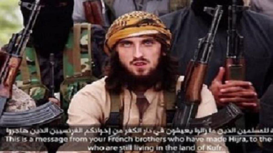 فرنسي مع داعش في سوريا