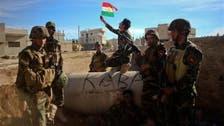 New group of Iraqi Peshmergas enters Syrian Kurdish town