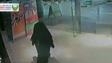 Video shows American woman stabbed to death in Abu Dhabi mall