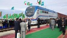 ایران، ترکمانستان اور قازقستان میں ریلوے لائن کا افتتاح