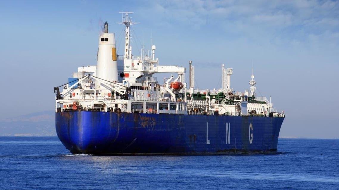 LNG shutterstock