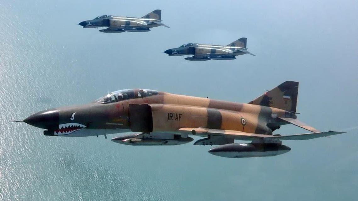 Iran Air Force F 4 Phantom (Photo courtesy of Businessinsider)
