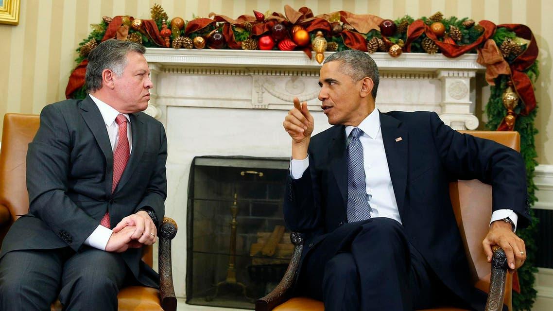 أوباما يعلن زيادة المساعدات للأردن للمليار دولار