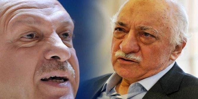 أردوغان وغولن