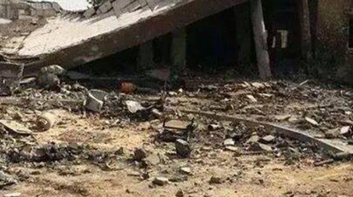 سلاح الجو الليبي يقصف مواقع لمليشيات فجر ليبيا في محيط مطار طرابلس الدولي