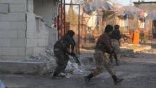 کوبانی کے دفاع کے لیے تازہ دم کرد فوجی دستوں کی آمد