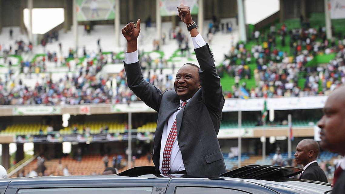 Kenyatta AFP