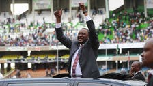 Kenyan president says 'vindicated' after ICC drops charges
